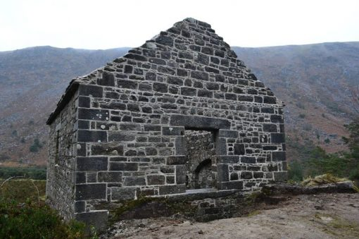 Stone Restoration of Baravore Crusher House