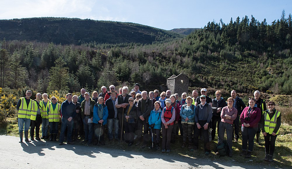 Glenmalure Group at Baravore Open Day