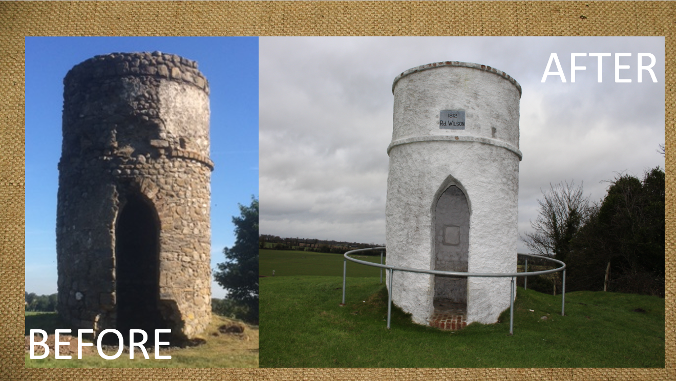 before-after-leixlip-tower