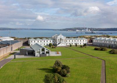 Internal Fort Spike Island